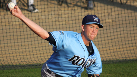 Jason Adam was the Royals' fifth-round draftee in 2010 out of Overland Park, Kan.